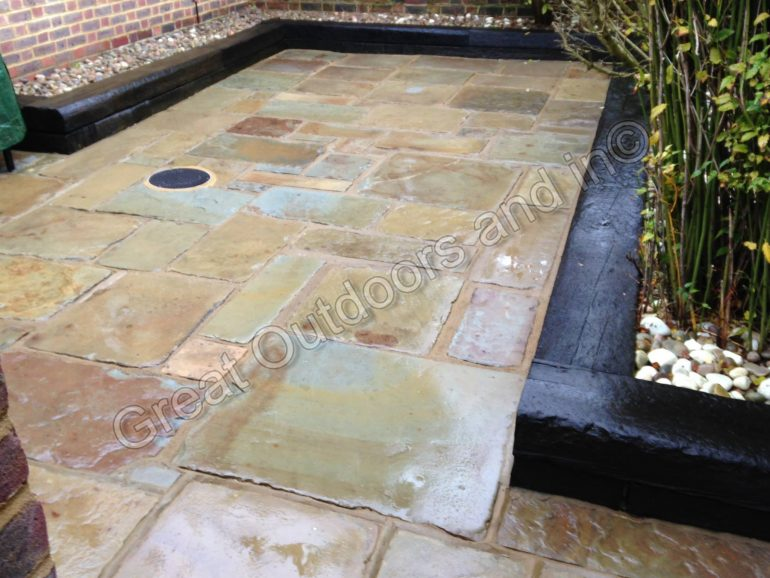 Patio Cleaning in Eaton Bray, Bedfordshire