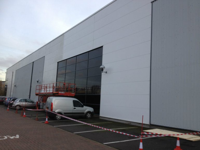 Cladding Cleaning in Milton Keynes, Buckinghamshire