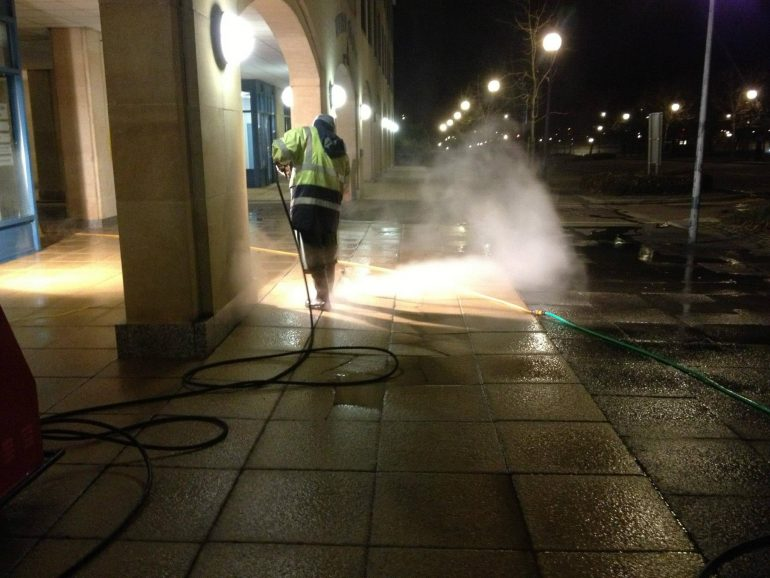 Chewing Gum Removal in Milton Keynes, Buckinghamshire