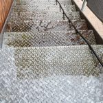 Fire Escape Staircase Cleaning