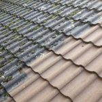 Does Pressure Washing a Roof damage roof tiles?