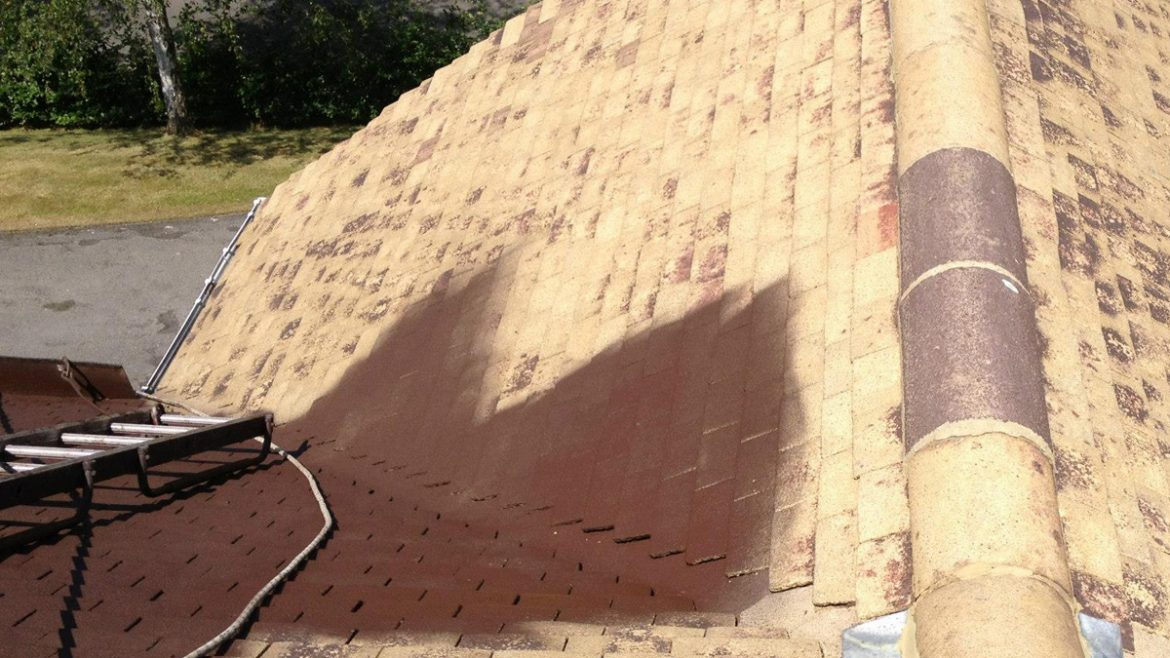 Roof Coating – Coloured