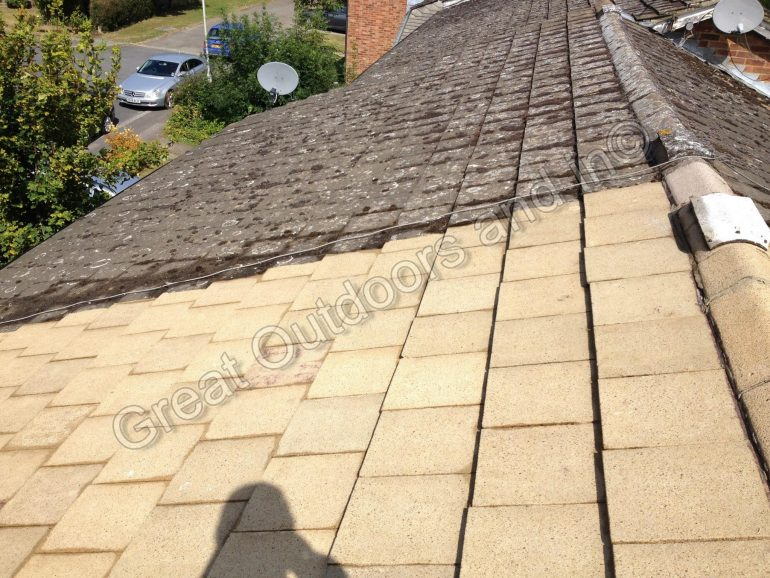 Roof Cleaning services in Harpenden, Hertfordshire