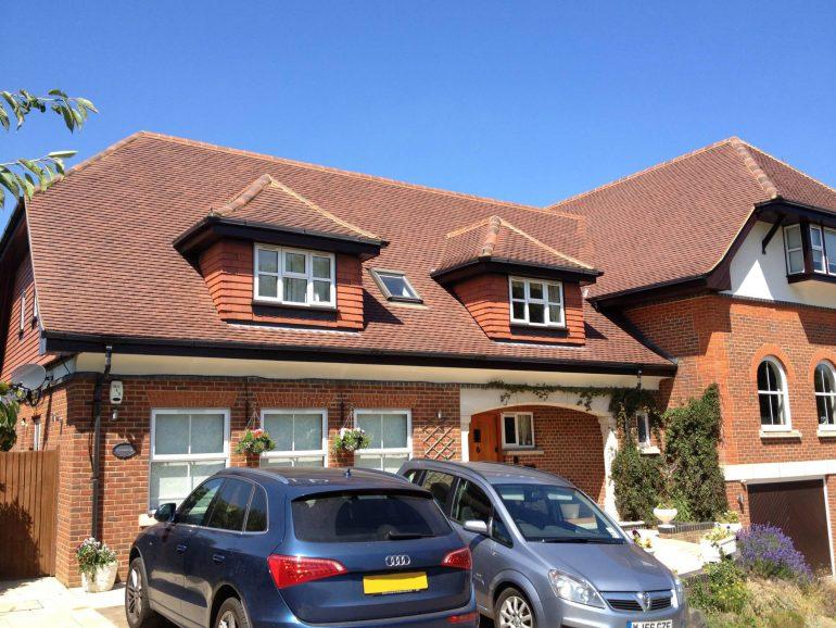 Roof cleaning Edlesborough, Bedfordshire