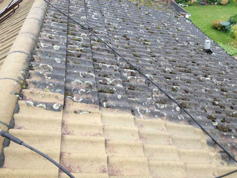Roof Cleaning - Dagnall, Buckinghamshire