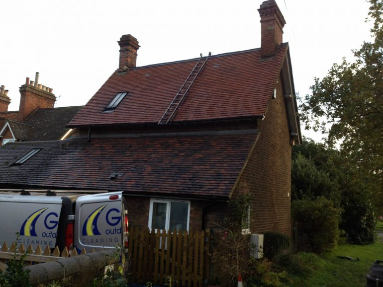 Roof Cleaning and Coating - Eaton Bray, Bedfordshire