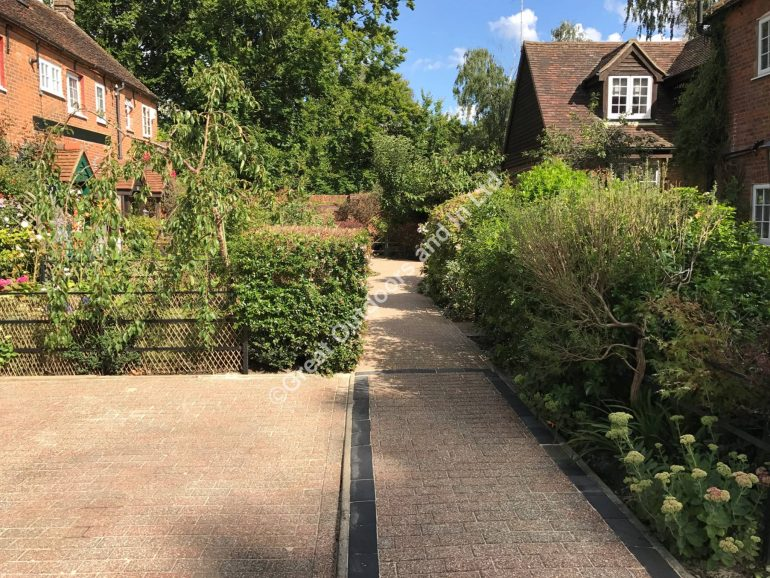 Roof Cleaning - Welwyn Garden City, Hertfordshire