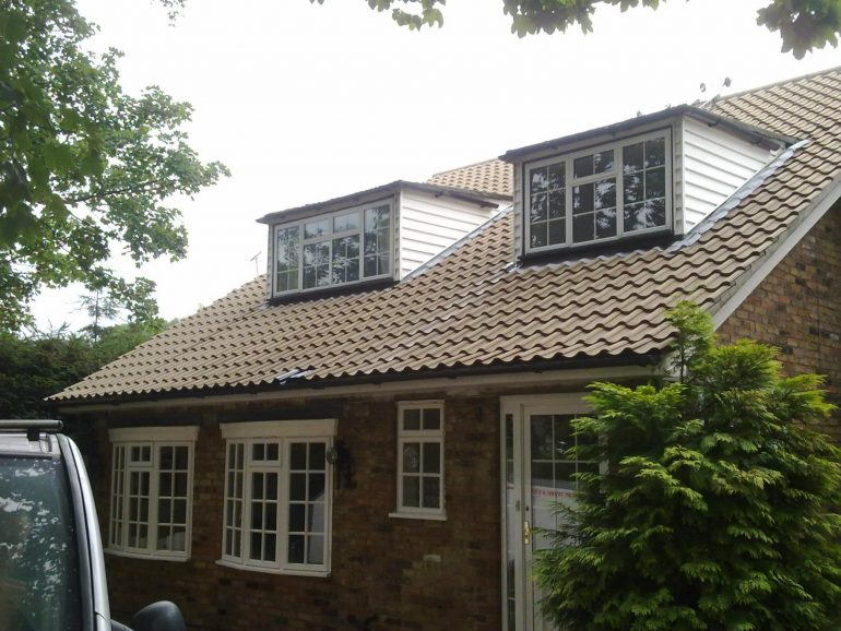Roof Cleaning - Watford, Hertfordshire