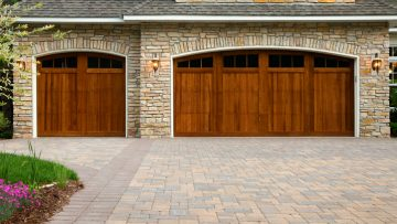 Driveway cleaning services, a big part of our summer projects
