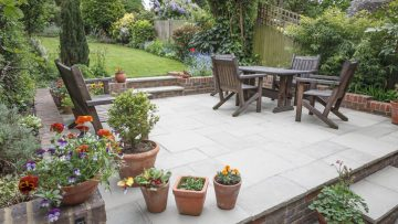 So, you thought cleaning your patio to look good as new was as simple as pressure washing?